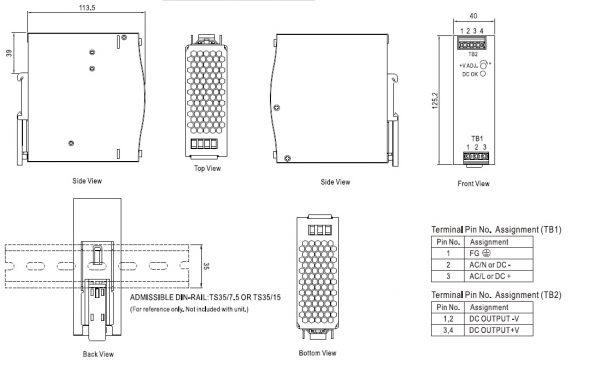 شماتیک EDR-150
