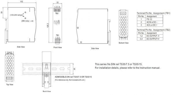 شماتیک EDR-75-24