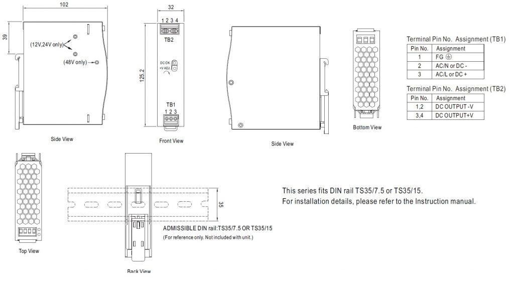 مشخصات مکانیکی