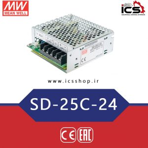 کانورتر 24 ولت 1.1 مین ول SD-25C-24