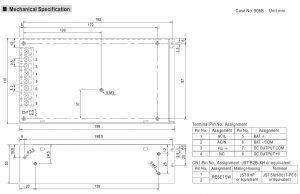 مشخصات مکانیکی AD-155