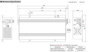 مشخصات مکانیکی PB-360