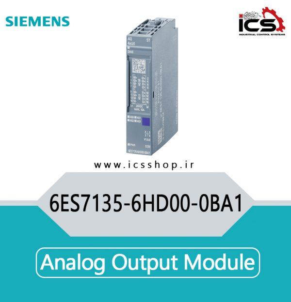 Analog Output Module 6ES7135-6HD00-0BA1