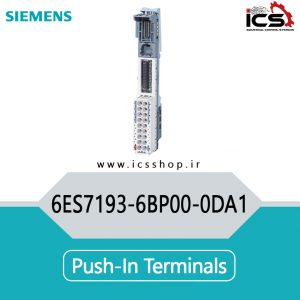 Push-in terminals 6ES7193-6BP00-0DA1